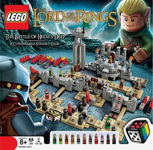 Lego Battle Helms Deep