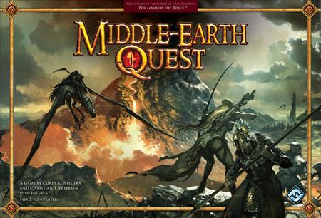 Middle Earth Quest Box