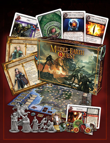 Middle Earth Quest Parts 2